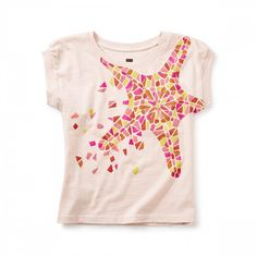 Sea Star Graphic Tee