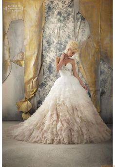 Vestidos de noiva Mori Lee 1924 Mori Lee 2013