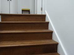 European #Oak #staircase with #bespoke finish