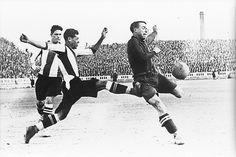 Pep Samitier,el primer gran crack.Tambien jugó en el Madrid,pero...Sami siempre será patrimonio culé