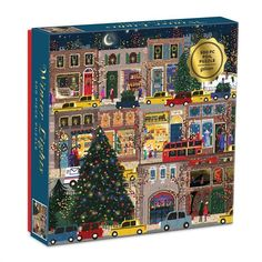 Galison Winter Lights 500 Piece Puzzle by Galison | Toys | www.chapters.indigo.ca