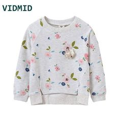 We are elated to showcase our newest range of goodies. Like and Tag if you like this Joelle Spring Floral Jacket. Tag a mother who would like our huge range of kids clothes! FREE Shipping Worldwide. Why wait? Get it here ---> https://www.babywear.sg/vidmid-baby-girl-sweater-children-jacket-blouse-for-girls-sweatershirt-autumn-spring-flower-children-jacket-1045-60/ Dress up your toddler in fabulous clothes today! #babydresses