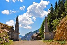"""21. """"Old Loibl"""", Carinthia, Austria - a centuries old pass in the Alps, which links Slovenia to Austria (also called Prelaz Ljubelj in Slovenian)"""