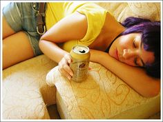 NGE - Misato: Alcoholic Sleep by Miyazawa-Lulu.deviantart.com on @DeviantArt