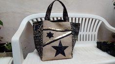 Tuto Sac Cabas Playa - Vidéo et PDF Facile Débutant Vanity Bag, Patchwork Bags, Reusable Tote Bags, Crochet, Fabric, Handmade, Consoles, Passion, Club