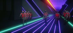 TRON (1982) – The cult movie visual effects | Front Effects - VFX ...