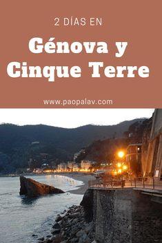 2 días en Génova y Cinque Terre - Cinque Terre, Travel Checklist, Travel Packing, Travel Tips, My Dream, Places To Visit, 1, Europe, Tours