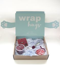 #wraphugs Box#1 Seal the year! order now  phone 210 7293659 & 6947602302 or email: wrap@otenet.gr