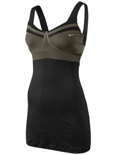 This Nike dress is so sleek! Can't wait to see Maria wear it at the French Open! $110.00