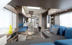 Living - Knaus, Caravans, Wohnwagen, Wohnmobile, Reisemobile: Infos zu Modellen, Qualität, Produktion, Technik, Innovatives News