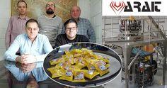 Arait, soluciones en fritura para aperitivos: Tras un par de años en el sector de la maquinaria para aperitivos, Arait ofrece a sus clientes un servicio que va desde el diseño hasta la instalación de equipos, pasando por el mantenimiento de los mismos