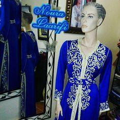 #Nouralaarifi#Caftan#caftandumaroc#caftans#Caftan2016#caftan2015#caftaninspiration#caftanmaghribi#hananeelkhader#ibtissamtiskat#swarovski#bleu#blue#azul#dubai#emirates#maroc#morocco By:@caftan_noura_laarifi