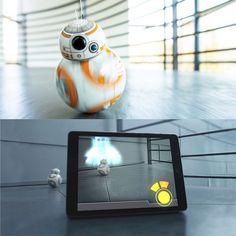 Sphero BB-8 Droid #AppControlled, #StarWars, #Technology