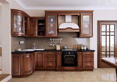 кутова кухня дизайн - Пошук Google