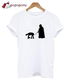 Darth Vader Walking AT-AT T Shirt#dailyoutfit #outfit #modern #fashion Darth Vader T Shirt, Modern Fashion, Walking, Shirts, Outfits, Suits, Darth Vader Shirt, Walks, Dress Shirts