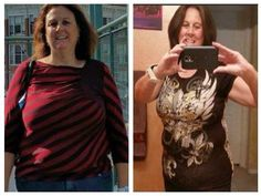 This literally just in from Terri!... Oh I am so excited for her! What a difference!!!! www.carrielorentz.skinnyfiberplus.com  Click the pic for her whole story