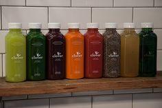 Clover: The Cold-Pressed Juice Bar on La Brea