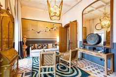 Loft, Interior Design, Hotels, Bed, Furniture, Interiors, Home Decor, Ibiza Spain, Hotel Interiors