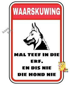 Sign Quotes, Funny Quotes, Goeie More, Afrikaans, Lol, Humor, Signs, Words, Paper Craft