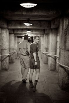 INDIANA JONES THEMED ENGAGEMENT SHOOT!!! Why am I SOOOO STOKED about this??? :D !!