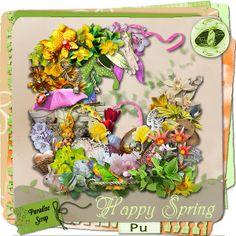 """Kit """"Happy Spring"""" - Disponible en boutiques"""