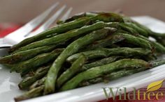 Rancher Green Beans - Wildtree Recipes