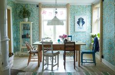 Home tour: Helena's swedish country house with heritage
