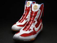 Manny Pacquiao x Nike - Fight Night Boxing Shoes b609a3c8c