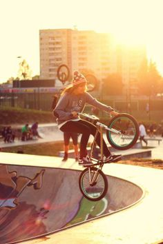 Bmx by sparksforyourlife.com on We Heart It - http://weheartit.com/entry/48115715/via/Austin_Cabrera
