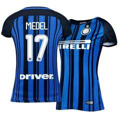 17-18 Inter Milan Women Jersey Shirt gary medel Home Top