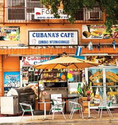 Cubana's Cafe - Little Havana