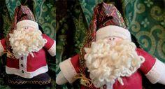 Papá Noel título tela =