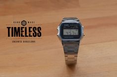 Casio Retro. Timeles