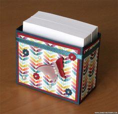 Zettelbox Nr. 2