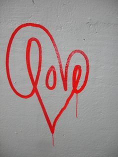 #Heart #Graffiti #NYCLove