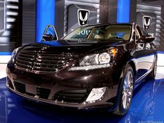 2014 Hyundai Equus: It's all about the LCDs (pictures) - CNET Reviews