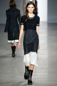 Calvin Klein Collection | Fall 2014 Ready-to-Wear