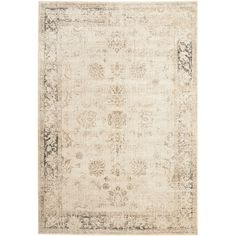 Add a lovely touch to your living room or den with this artfully crafted art silk rug, showcasing a Persian-inspired motif in stone.
