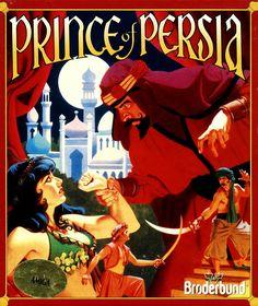 Prince of Persia game art