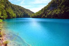 This Lake in Plitvice National Park, Croatia | 13 Bodies Of Water That Are Calling Your Name