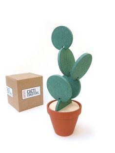 DIY Wooden Cacti Coasters – Fubiz Media