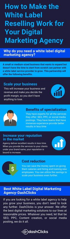 Are you running a digital marketing agency and not sure how to increase your business as you don't have the resources and money needed to take your agency to the next level. You are not alone. Many agencies are stuck in the same position, and the way out is to opt for and partnership with a white label digital marketing agency. You can rebrand the services and resell them to your client. Know how to Make the White Label Reselling Work for Your Digital Marketing Agency in this blog. New Employee, Digital Marketing Services, Growing Your Business, Work On Yourself, Label, Social Media, Activities, Running, Money