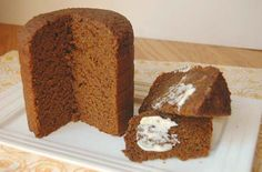 Our homemade steamed brown bread recipe is a true New England classic. Serve with franks and beans for the ultimate Yankee supper. Bread In A Can, Quick Bread, How To Make Bread, Granny Homemade, Brown Bread Recipe, Graham Flour, Yummy Things To Bake, Coffee Cake, Bread Recipes
