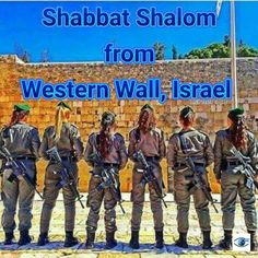 Women of Israel....bet people don't mess with them ❤️