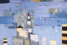 "paul balmer nyc artist/""cityscape"""