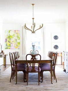 Cynthia Collins Interiors Dining Room