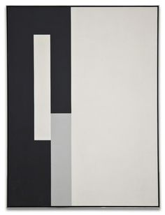 Untitled Composition | John McLaughlin, Untitled Composition (1953)