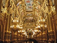 The Paris Opera House Like You've Never Seen It Before: Behind the Scenes of Natalia Vodianova's November Cover Shoot – Vogue Paris Opera House, Paris Opera Ballet, Natalia Vodianova, See It, Behind The Scenes, Old Things, Fair Grounds, Building, Cover