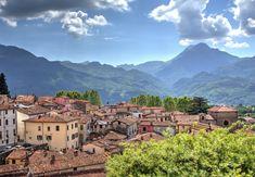 barga italy tuscany