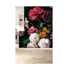 KEK Amsterdam fotobehang Golden Age Flowers II (6 banen) | wehkamp
